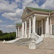 Moscow, palace in Kuskovo — Stock Photo
