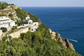 Santa George monastery, Crimea — Stock Photo