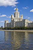 莫斯科、 摩天大楼 — 图库照片