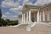 Moscow, palace in Kuskovo — Stock Photo