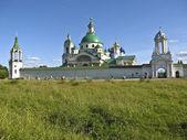 Rostov, Russia, Spaso-Yakovlevskiy monastery — Stock Photo