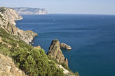 Fiolent, Crimea — Stock Photo