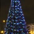 Royalty-Free Stock Photo: Christmas tree, Moscow
