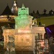 Ice palace, Moscow — Stock Photo