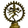 Figurine of Indian god Shiva — Stock Photo