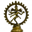 Stock Photo: Figurine of Indigod Shiva