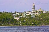 Mosteiro de lavra de kievo-pecherskaya de kiev, ucrânia — Foto Stock