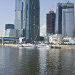 Moscow, modern buildings - Foto de Stock  