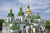 Cathédrale de kiev, ukraine, sofiyiskiy — Photo