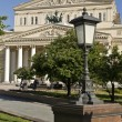 Moscow, Big (Bolshoy) theatre — Stock Photo