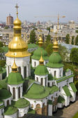 Kiev, Ukraine, Sofiyiskiy cathedral — Stock Photo