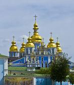 キエフ、ウクライナ、mihaylovskiy 修道院 — ストック写真