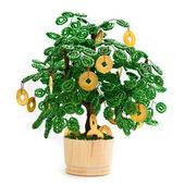 Para ağacı — Stok fotoğraf