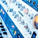Amplifier equipment — Stock Photo #7981887