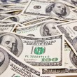 Background of dollars — Stock Photo #8764477