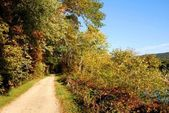 Trail in Harpers Ferry , West Virginia USA — Stock Photo