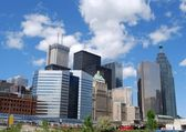 High Rise Buildings in Toronto, Canada — Stock Photo