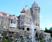 Casa Loma in Toronto, Canada — Stock Photo