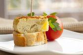 Tortilla spiedino — Foto Stock