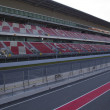 Stock Photo: Circuit de Catalunya