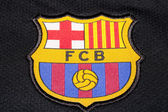 FC.Barcelona — Stock Photo