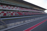 Circuit de Catalunya — Stock Photo