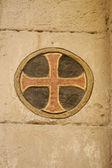 Middeleeuwse symbool — Stockfoto