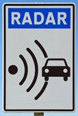 Signal indicator radar — Stock Photo