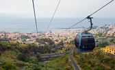 Cablecar Madeira — Stock Photo