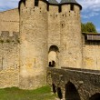 Carcassonne, France, UNESCO. Castle - Photo