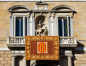 Palau de la Generalitat de Catalunya — Stock Photo