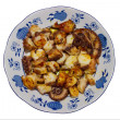 Pulpo a la gallega — Stock Photo