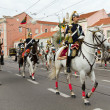 Presidential Guard Lisbon - Portugal — 图库照片 #8287919