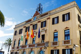 Lloret de Mar town hall — Stock Photo