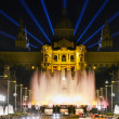 Royalty-Free Stock Photo: Monumental fountain barcelona