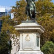 Statue of General Prim — Stock Photo #8363381