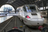TGV. high speed train — Stock Photo