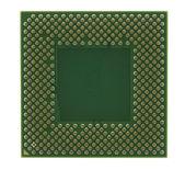 CPU Pins — Stock Photo