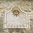 Ancient sundial - Photo
