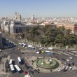 Stock Photo: Plazde lCibeles (Cybele's Square)