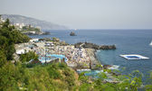 Funchal, landscape beauty at Madeira island — Stock Photo