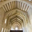 Monastery of Santa Maria de Poblet dormitories — Stock Photo