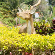 Deer statue - 