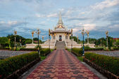 Shrine of the city god in yala city, thailand — Stock Photo
