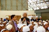 YALA, THAILAND - NOVEMBER 24:Unidentified Islamic religious chie — Fotografia Stock