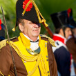 Historical military reenacting — Stockfoto #10037077