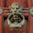 Doorknocker - Foto de Stock