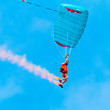 Parachutist — Stock Photo #10040397