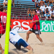 Spanish Championship of Beach Soccer , 2005 - Stock Photo