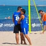 Spanish Championship of Beach Soccer , 2006 — Stock Photo #10040608